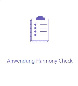 Harmony Check